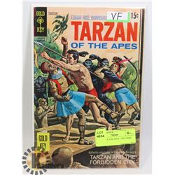 TARZAN OF THE APES # 190 COMIC GOLD KEY