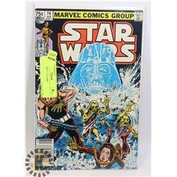 STAR WARS # 74 COMIC