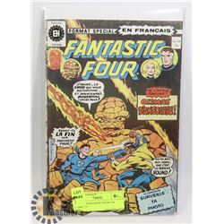 FRENCH FANTASTIC FOUR # 59 COMIC '75