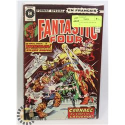 FRENCH FANTASTIC FOUR # 46 COMIC '74