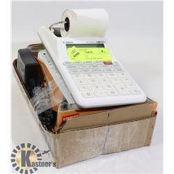 CANON 12 DIGIT PRINTER/CALCULATOR WITH THERMAL