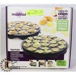 """TOP CHIP"" SILICONE CHIP MAKER- ""MASTRAD PARIS"""