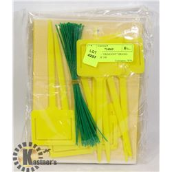 """FLY TRAPS- """"FRIMOONY"""" BRAND- BOX LOT OF 100"""