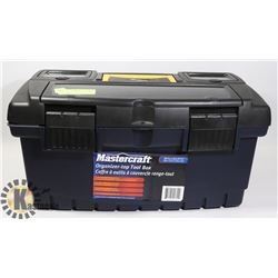 MASTERCRAFT ORGANIZER-TOP TOOL BOX
