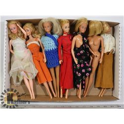 BARBIES COLLECTION