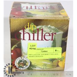 DIP CHILLER- GOURMET VILLAGE- MORIN HEIGHTS