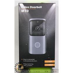 NEW WIFI VIDEO DOOR BELL M10
