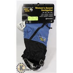 MOUNTAIN HARDWARE WOMENS ASCENT VENTI GAITERS-SIZE