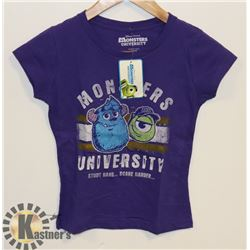 YOUTH GIRLS MONSTERS INC T-SHIRT XL