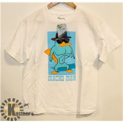 YOUTH PHINEAS AND FERB T-SHIRT L