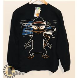 YOUTH PHINEAS AND FERB LONG SLEEVE T-SHIRT XL