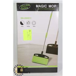 NEW MAGIC MOP, WORKS ON ALL SURFACES FOR