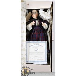 JO DOLL (LITTLE WOMEN)