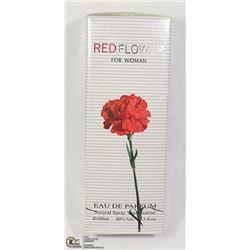 RED FLOWER FOR WOMEN EAU DE PARFUM 3.3FL OZ