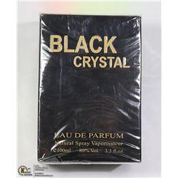 BLACK CRYSTAL EAU DE PARFUM NATURAL SPRAY 100ML