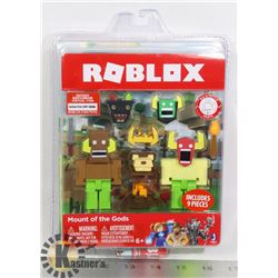 ROBLOX MOUNT OF THE GODS PLAYSET