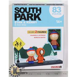 SOUTH-PARK STAN AND KENNY FIGURES