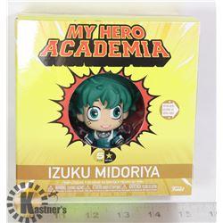 MY HERO ACADEMY IZUKU MIDORIYA