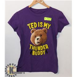 WOMENS TED T-SHIRT XL