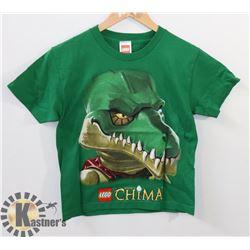 YOUTH LEGO CHIMA T-SHIRT M