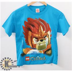 YOUTH LEGO CHIMA T-SHIRT L