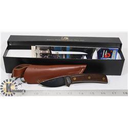 NEW D.H. RUSSELL BELT KNIFE