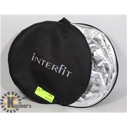INTERFIT COLLAPSIBLE REFLECTOR