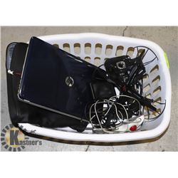 ESTATE FLAT OF ELECTRONICS INCLUDING HP  LAPTOP,