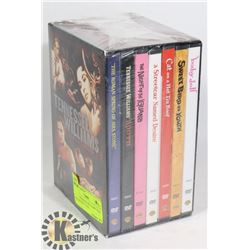 "DVD- ""TENNESSEE WILLIAMS"" FILM COLLECTION- 7 DVD"