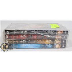 "DVD- ""BUFFY THE VAMPIRE SLAYER""- DVD'S SEASON"