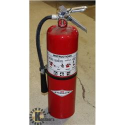 ABC DRY CHEMICAL FIRE EXTINGUISHER WITH CHARGE