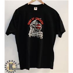 NEW SONS OF ANARCHY T-SHIRT SIZE X-LARGE