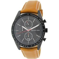 NEW MICHAEL KORS ACCELERATOR CHRONO 42MM MSRP $335