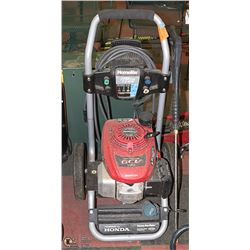 HOMELITE HONDA GAS PRESSURE WASHER