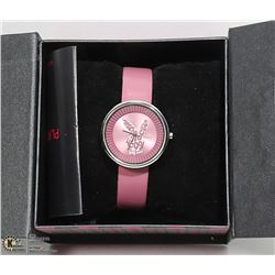 PLAYBOY LADIES LIMITED EDITION WATCH