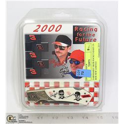 EARNHARDT SR/JR POCKET KNIFE IN BOX NEW LIMITED