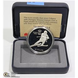 ROYAL CANADIAN MINT 1-TROY OZ PURE