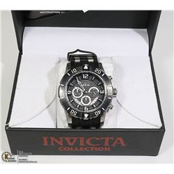 INVICTA PRO DIVER CHRONOGRAPH WATCH 200 METERS