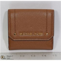 NEW GENUINE MICHAEL KORS LEATHER WALLET