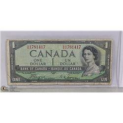 DEVILS FACE 1954 DOLLAR BILL G/A 1781417