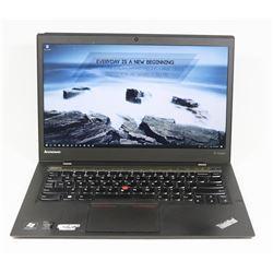 LENOVO X1 CARBON INTEL i5/8GB/256 GB m.2 SSD DRIVE