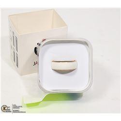 NEW JAKOM SMART RING R3F WHITE #12