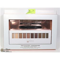 GODDESS NUDE COLLECTION 10PC EYE SHADOW, EYE LINER