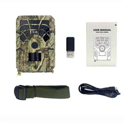 NEW WATERPROOF 12MP HUNTING TRAIL CAMERA