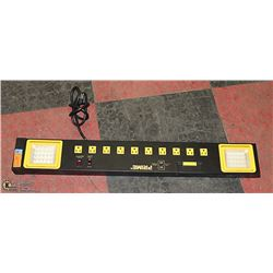 PRIME POWER BAR WITH LIGHTS