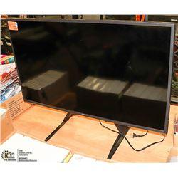 "SAMSUNG 40"" LCD TELEVISION NO REMOTE"