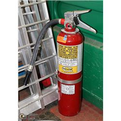 10LB FIRE EXTINGUISHER WITH CHARGE
