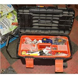 MASTERMATE TOOLBOX WITH CONTENTS