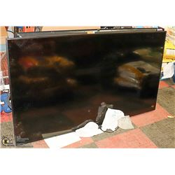 LOT OF 2 LG AND SONY 60 INCH PLASMA TVS NO BASES