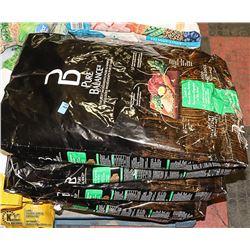 FIVE 7.2KG BAGS OF LAMB & BROWN RICE RECIPE